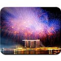 Magnificent Fireworks HD logo