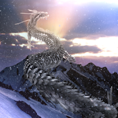 White Dragon Snow