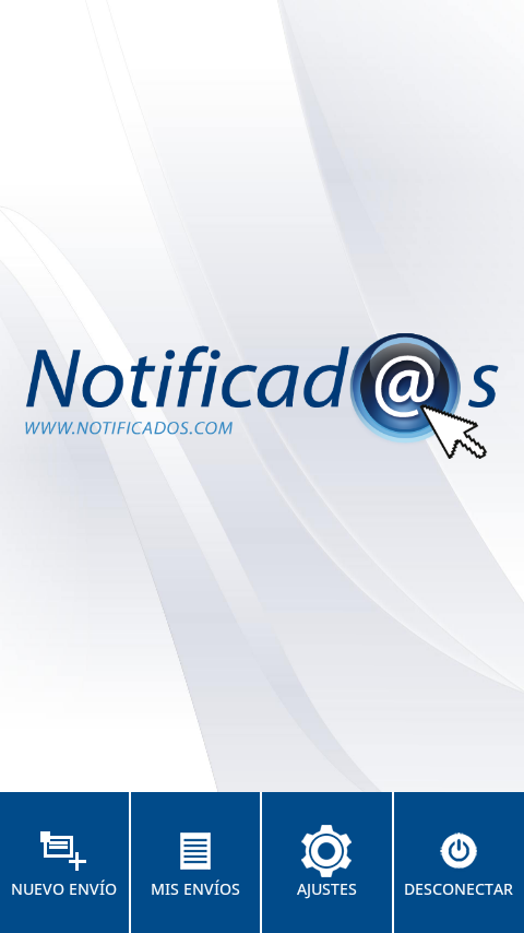 Notificados Burofax- screenshot
