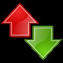 UpDownMeter Pro icon