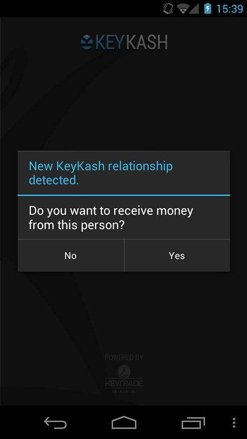 KeyKash - screenshot
