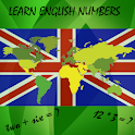 Learn English Numbers Free logo