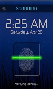 Fingerprint Lock - screenshot thumbnail