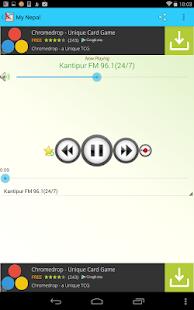 My Nepal - Nepali FM / Patro - screenshot thumbnail