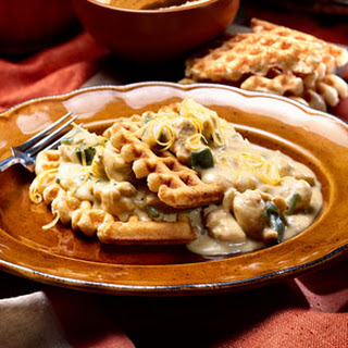 Creamy Poblano Chicken