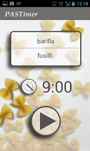 Pastimer - Kitchen Timer Lite- screenshot thumbnail