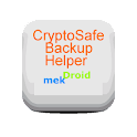 CryptoSafe Backup Helper logo