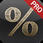 Percentage Calculator Pro icon