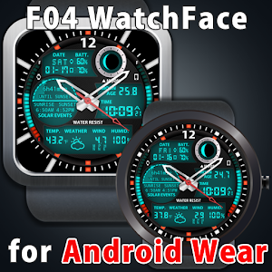 A47 WatchFace for Android Wear v6 9 2 Modded APK