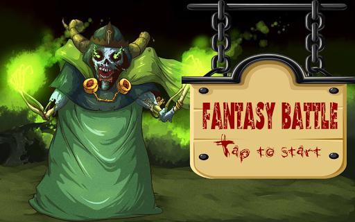 【免費策略App】Fantasy Battle-APP點子