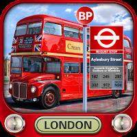 London city bus driving 3D 1.0