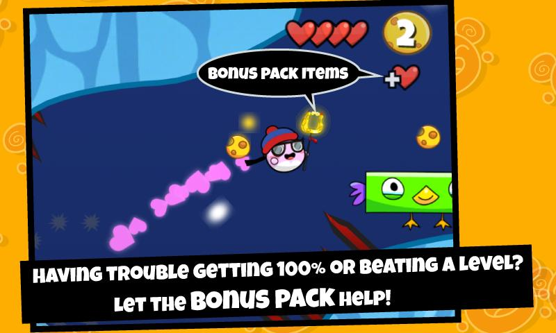 Bouncy Mouse Free- screenshot