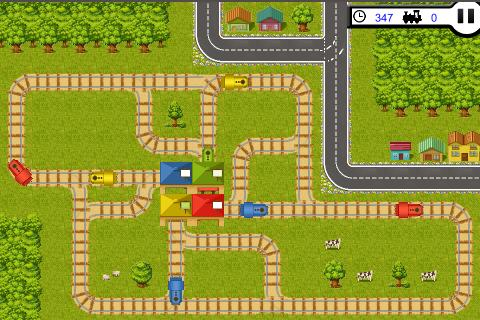 Train Mania Lite- screenshot