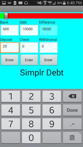 Simplr Debt