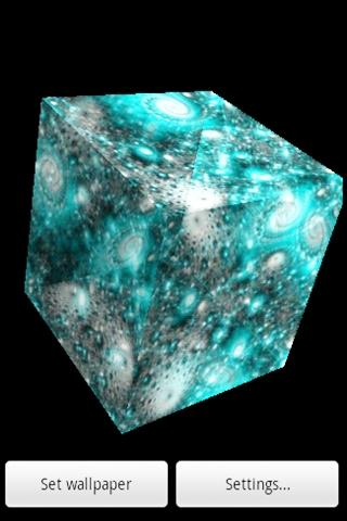 3D cool ice - screenshot