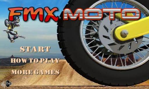 FMX Moto - Stunt Bike