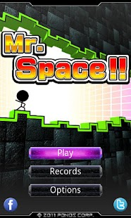 Mr.Space!! - screenshot thumbnail