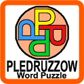 Pledruzzow - Word Puzzle icon