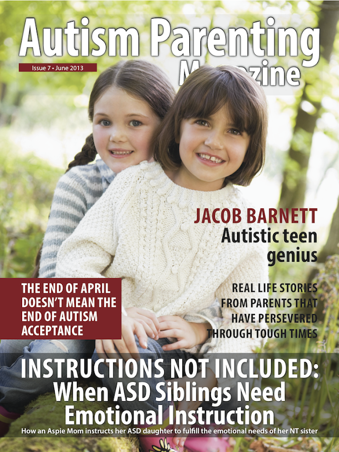 Autism Parenting Magazine- screenshot