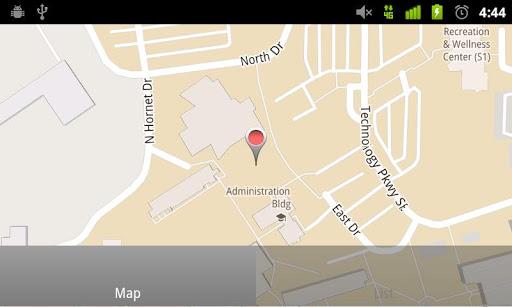 Campus Map - SPSU