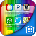 Colors Curtain Best Wallpaper icon