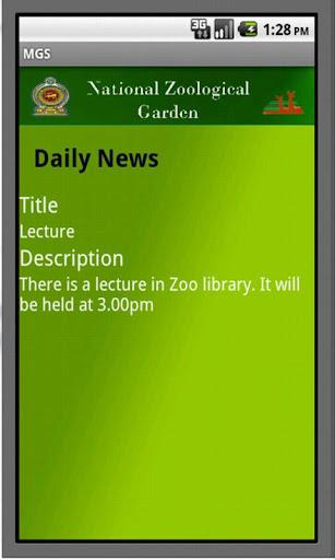 Mobile Guide For Dehiwala Zoo