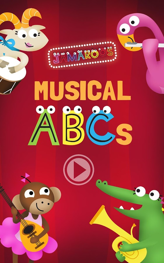 Jamaroos Musical ABCs - screenshot