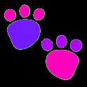 Educational Kids Animal Tracks logo