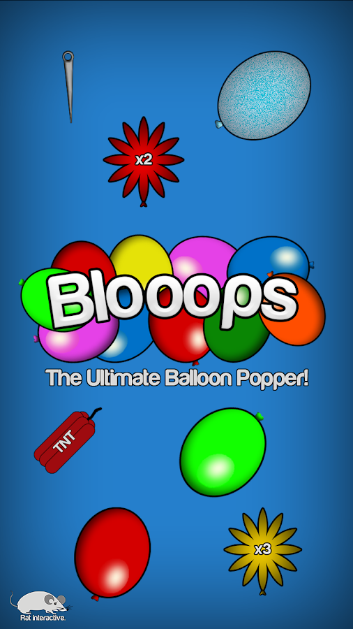 Blooops Balloon Buster - screenshot