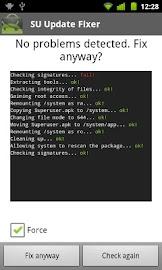 Superuser Update Fixer Screenshot 8