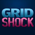 Gridshock logo