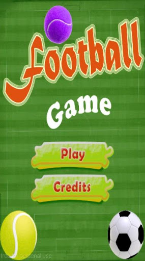 Free Football Games For Kids
