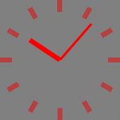 カスタム時計壁紙