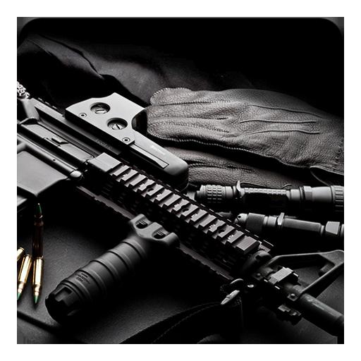 娛樂必備App|M4A1卡賓槍聲音 LOGO-綠色工廠好玩App