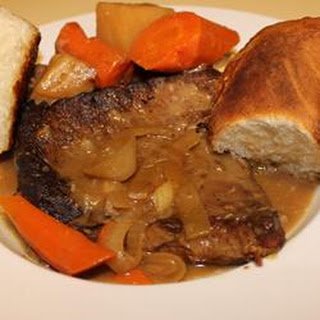 London Broil With Potatoes Carrots And Onions Recipes.