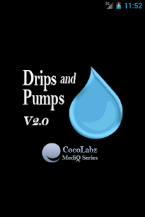 Drips and Pumps- screenshot thumbnail