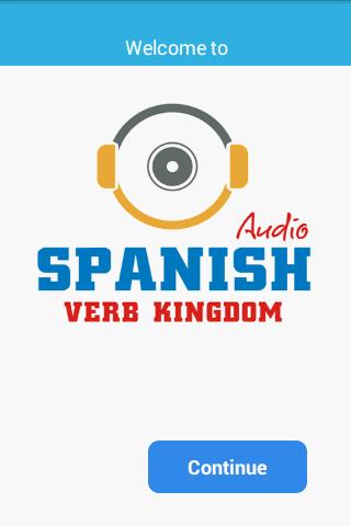 Spanish Audio Verb Kingdom