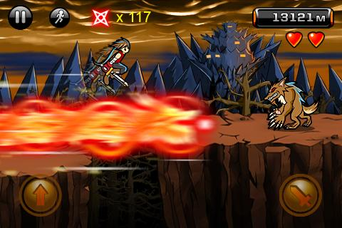 Devil Ninja (Beta) - screenshot