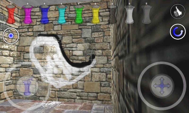 Spray The Wall 3D - screenshot