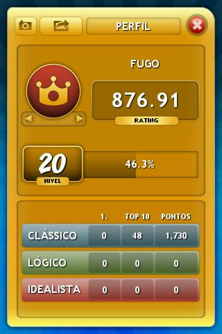 Palavraz Brasil- screenshot