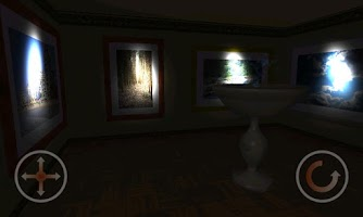 Screenshot of Virtual Photo Gallery 3D