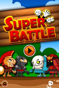 Super Battle - Classic RPS- screenshot thumbnail