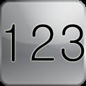 숫자 123 따라쓰기 icon