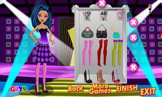 Night Out Girl Dress up - screenshot thumbnail