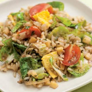 Farmers' Market Fried Rice.