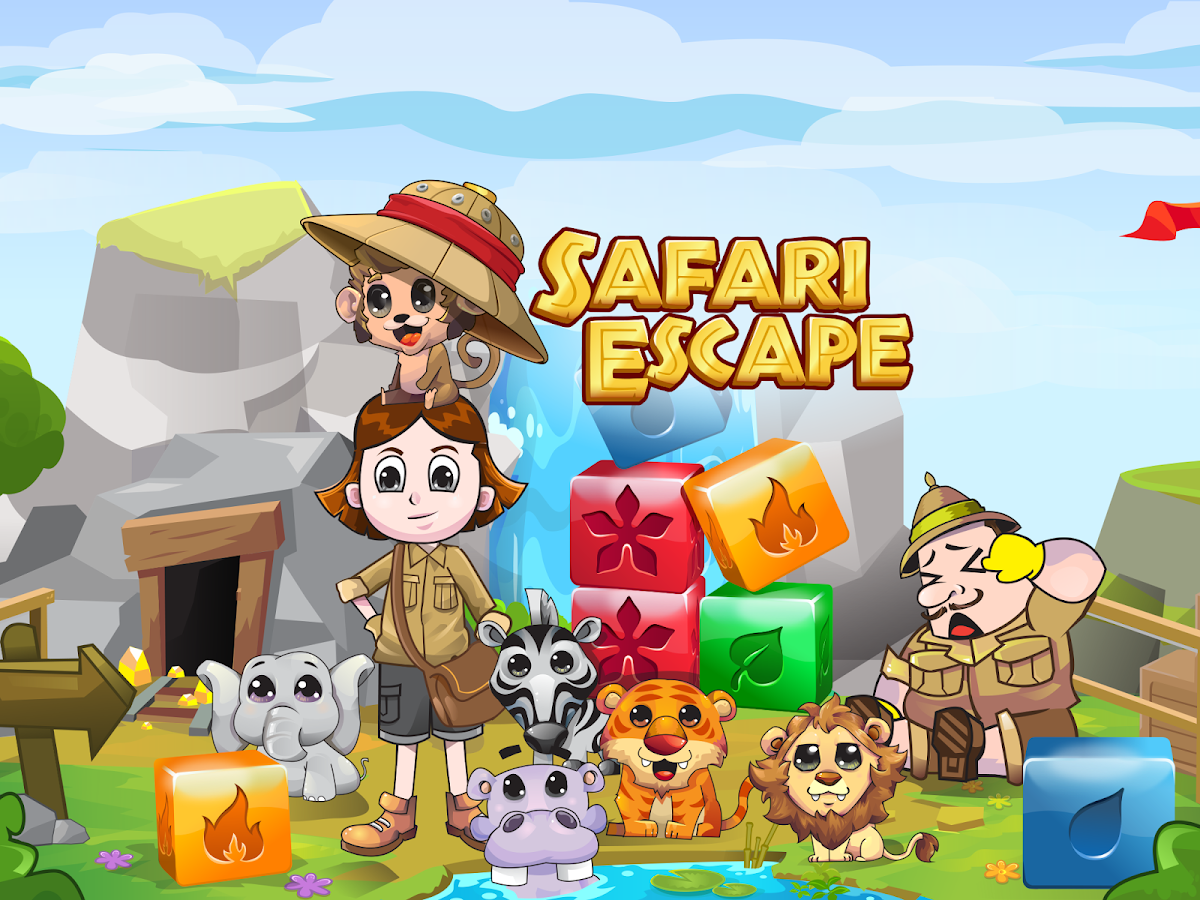 Safari Escape - screenshot