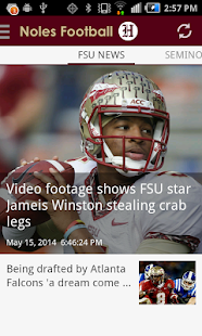Noles Football- screenshot thumbnail