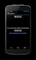Screenshot of Raygional Locale