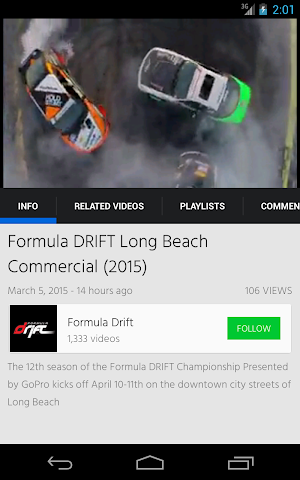 6 Dailymotion App screenshot