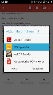 DS Uploader - náhled